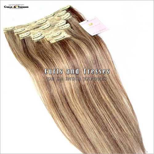 Balayage Clip In Hair Extensions