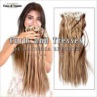 Balayage Seamless Clip On Hair Extension