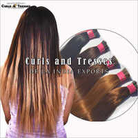 Brown Micro Ring Hair Extensions