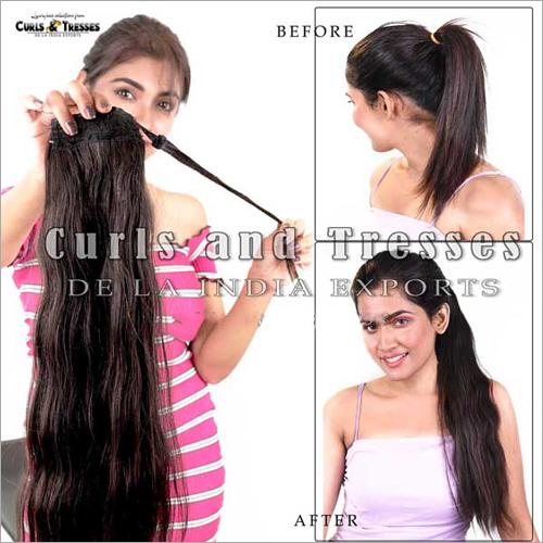 Natural Ponytail Hair Extensions