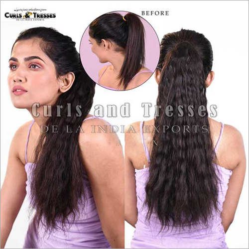 Curly Ponytail Hair Extension