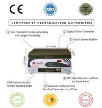 Photopolymer Stamp Machine