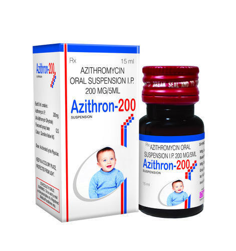 Azithromycin for Oral Suspension