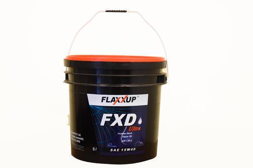 FLAXXUP FXL TURBO 15 W 40  API CF-4