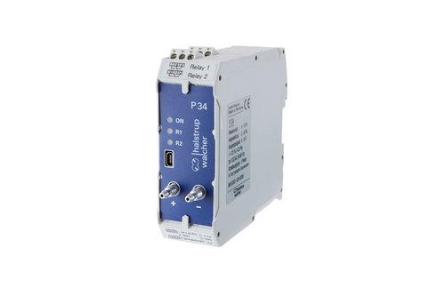 Differential pressure transmitter, P34