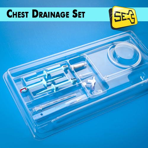 Chest Drainage Set