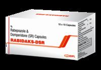 Rabeprazole & Domperidone SR Capsules