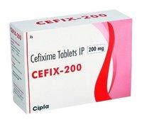 CEFIX 200 MG TABLET (CEFIXIME)