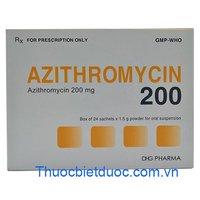 Azithromycin Sachet Powder