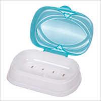 Delux Plastic Soap Case