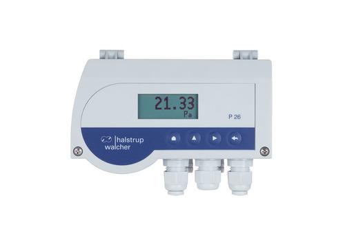 Differential Pressure Transmitter, P26
