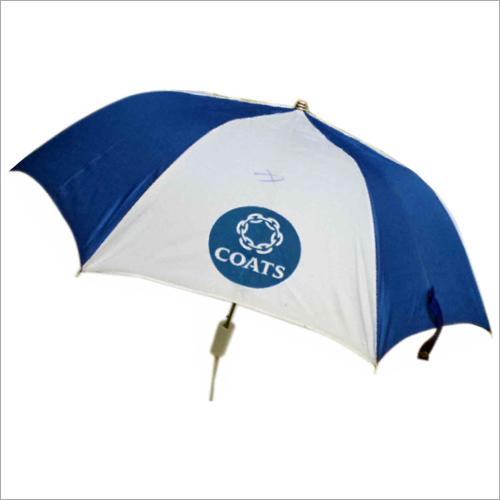 White and Blue Shade Umbrella
