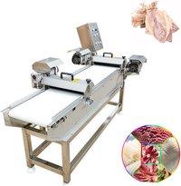SQP-400C Squid Plate Flower Cutting Machine