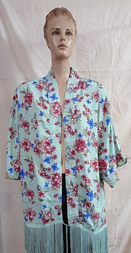 Printed designer Kimono