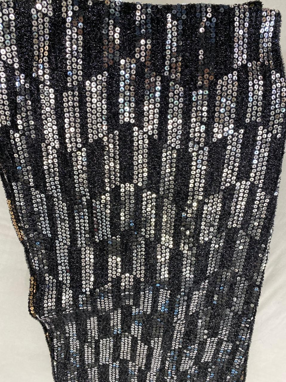 Imported Glitter Lycra