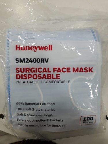 Honeywell 3-ply Mask (Sm2400rv)