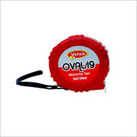 19mm Oval Measuring Tape