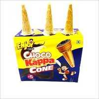 Choco Kappa Cone