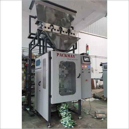 Dal Packing Machine, 3 Hp, Machine Capacity 50 Grm To 2 Kg