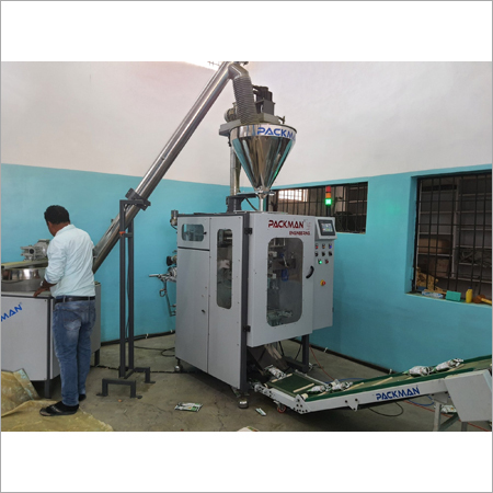 Centre Sealing Auger Automatic Stevia Powder Pouch Packing Machine