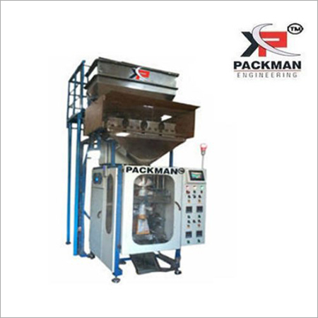Packman Ss Snacks Pouch Packing Machine