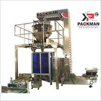 2 Kw Three Phase Fully Automatic Banana Chips Packaging Machine, 220 V