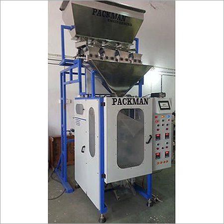 Automatic Flattened Rice Pouch Packing Machine