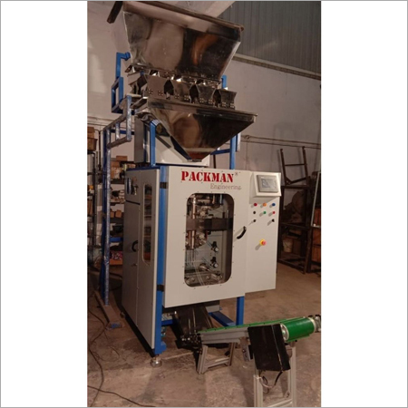 Rice Puffed Pouch Packing Machine