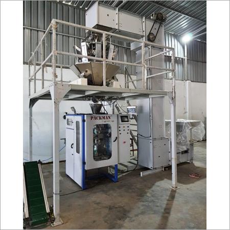 Cassava Chip Pouch Packaging Machine