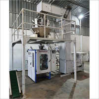 Tapioca Chips Pouch Packing Machine