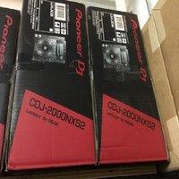 Pioneer CDJ-2000NXS2 Professional Multi Player Nexus 2