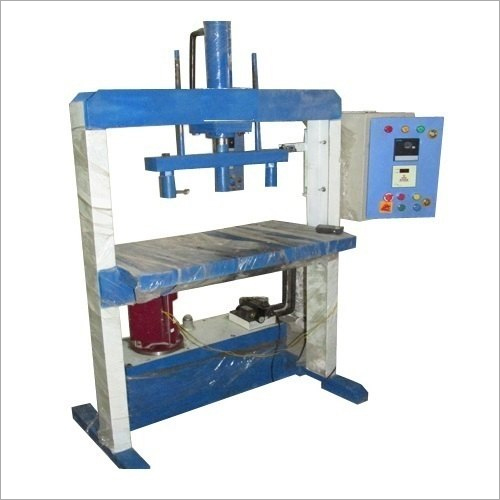 Hydraulic Disposable Paper Plate Machine