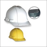 3M Non Vented Hard Hat with Pin Lock Adjustment