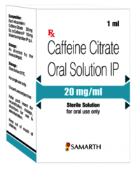 Caffeine Citrate Injection
