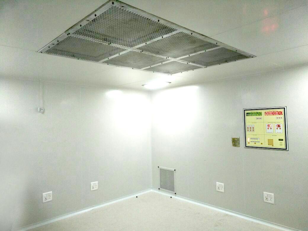 Laminar Air Flow System For OT Room