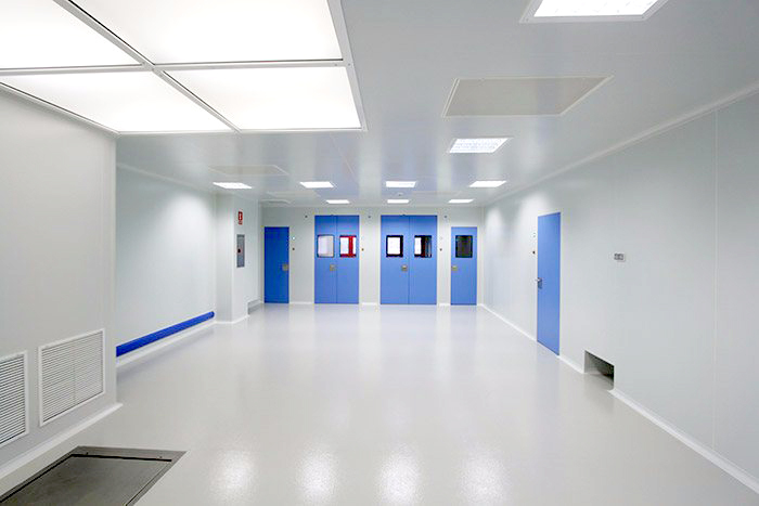 Modular Cleanroom Partition Panel