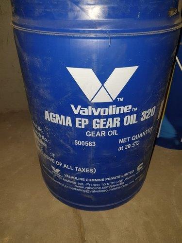 VALVOLINE AGMA EP Gear Oil 320