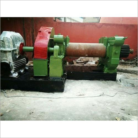 Old Roll Rubber Mixing Mill