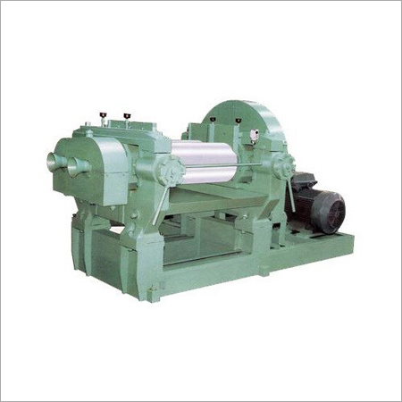 Automatic Old Rubber Mixing Mill