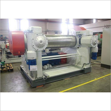 Floor Mounted Rubber Mixing Mill