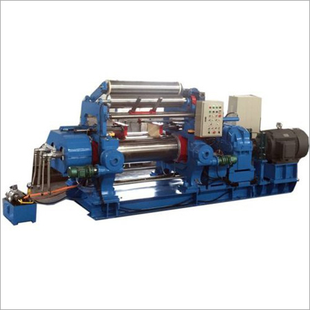 Used Rubber Mixing Mill
