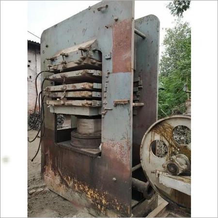 OLD Rubber Hydraulic Press