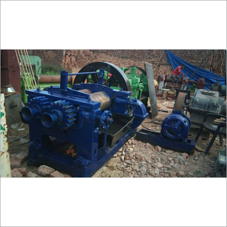 Old Rubber Mixing Mill 1230