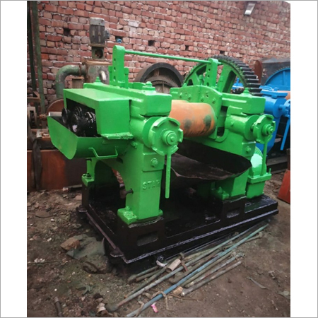Old Rubber Mixing Mill 1024