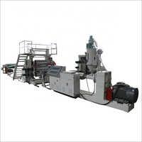 LDPE Plastic Sheet Making Machine