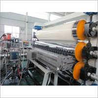 ABS Plastic Sheet Making Machine
