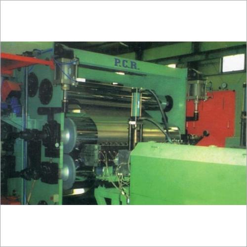 PP Plastic Sheet Making Machine