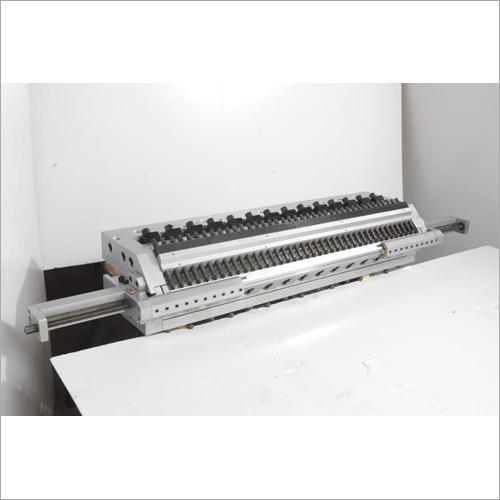 Industrial Plastic Sheet Making Machine