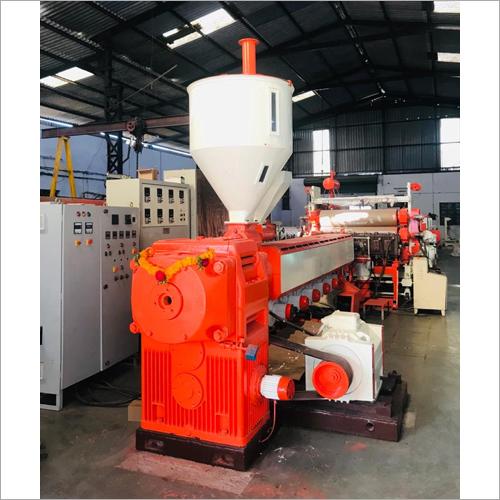 PP Gate Sheet Manufacturing Line