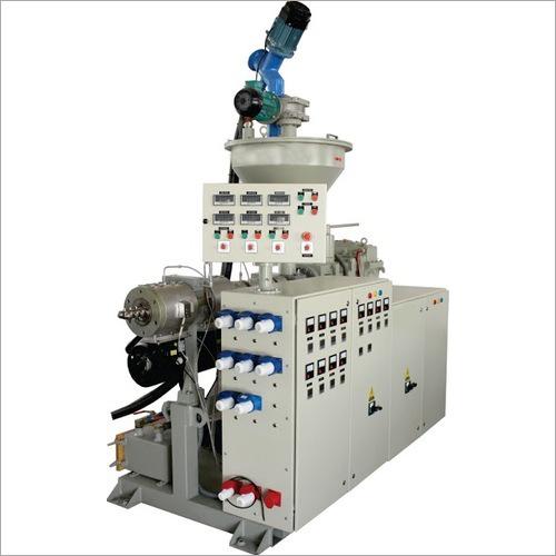Plastic Pipe Extruder Machine